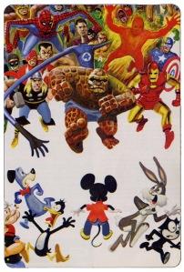 Marvel and Disney